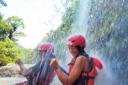 Rafting Maiting River 01