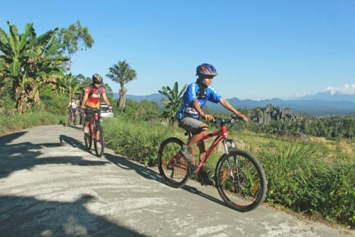 Cycling Jalur Buntulobo 01