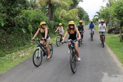 Carangsari Cycling 1