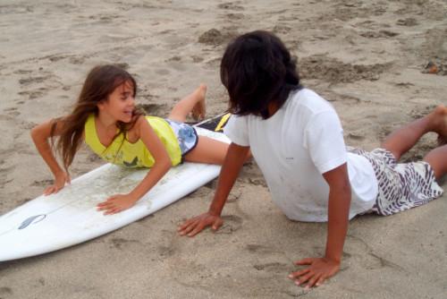Surf Lesson 01