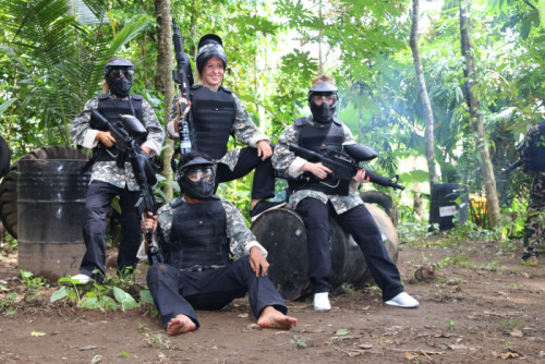 Carangsari Paintball 1