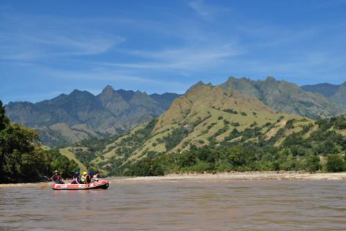 Rafting Sadan River 03