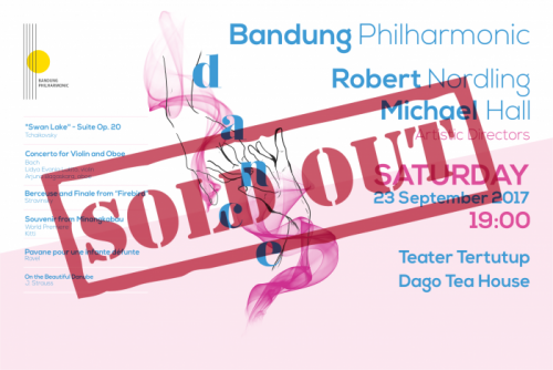 dance sold out