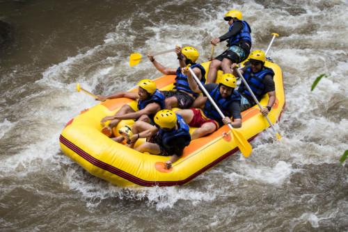 Carangsari Rafting 1