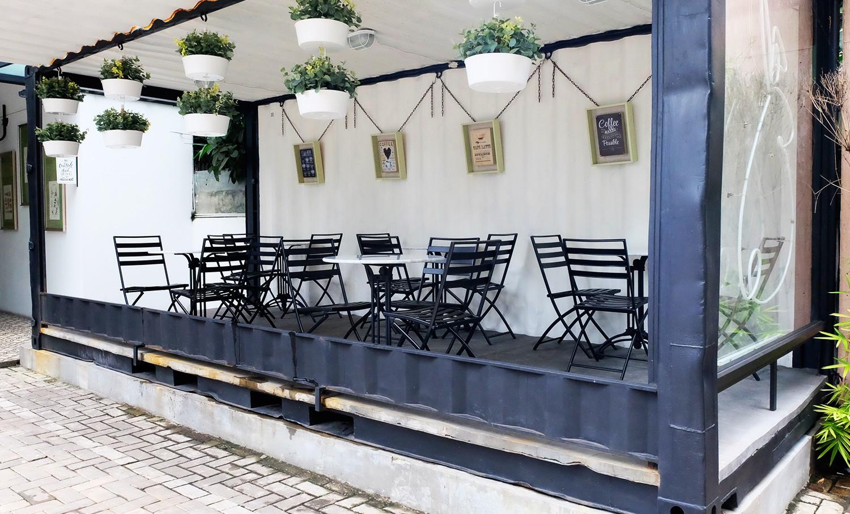 Lounge + Cafe