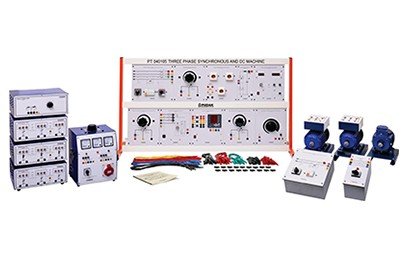 PT 040105 Three Phase Synchronous and DC Machine_d