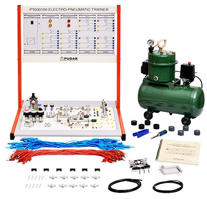 PT 030100 Electro Pneumatic Trainer_d