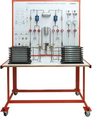 PT920900 REFRIGERATION AND HEAT PUMP TRAINER_d