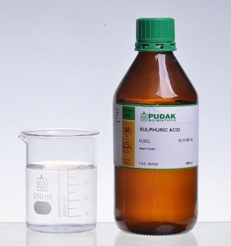 CAS 80 Asam sulfat